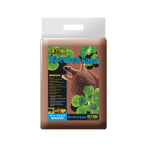 Exo Terra Rivierbed Sand (Substrat für Aquaterrarien)