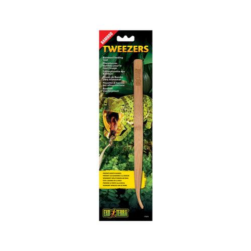 Exo Terra Tweezers Futterpinzette aus Bambus