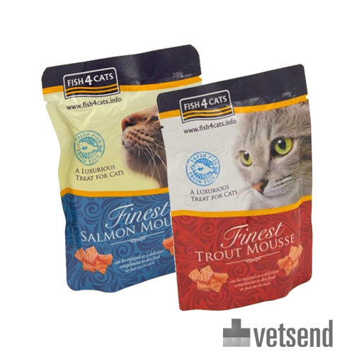 Fish4Cats Finest Mousse | Cat | Order Here