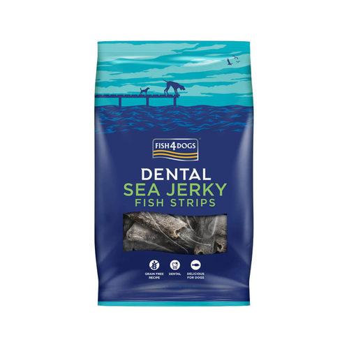 Fish4Dogs Dental - Sea Jerky Fish Strips