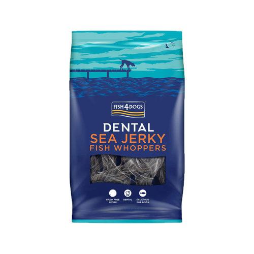 Fish4Dogs Dental - Sea Jerky Fish Whoppers