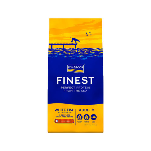 Fish4Dogs Finest Adult Complete - Witvis Grote Brok