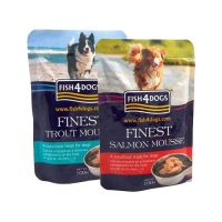 Fish4Dogs Finest Mousse