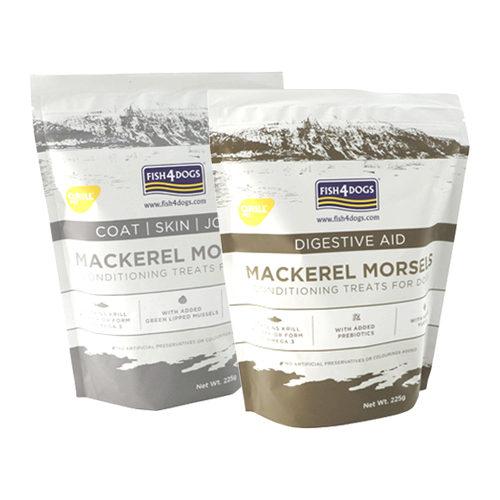 Fish4Dogs Mackerel Morsels