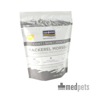 Product afbeelding van Fish4Dogs Mackerel Morsels