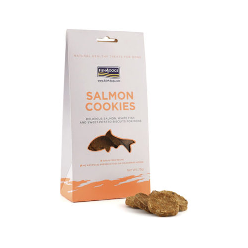 Fish4Dogs Salmon Cookies