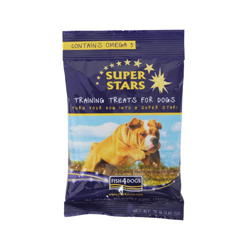 Fish4Dogs Super Star Training Treats