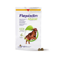 Vétoquinol Flexadin Advanced Complément Alimentaire pour Chien
