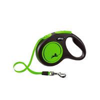 Flexi Dog Lead New Neon - Green