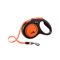 Flexi Enrouleur New Neon - Orange