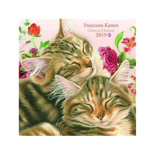 Franciens Katten Kalender 2019