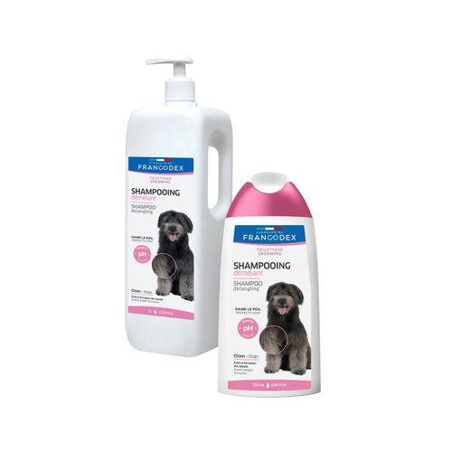 Francodex 2-in-1 Anti-Klit Shampoo