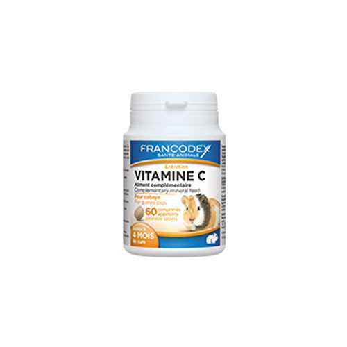 Francodex Vitamin C Tabletten