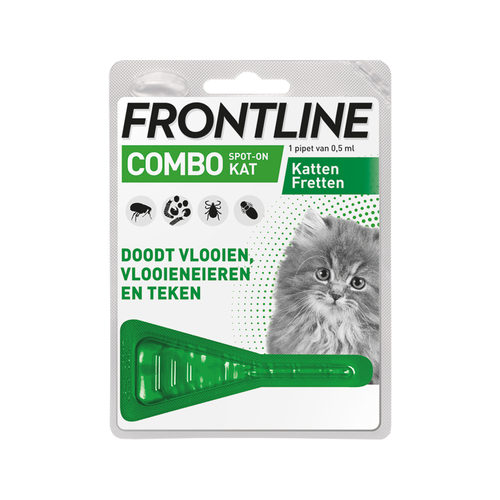 Frontline Combo Kitten