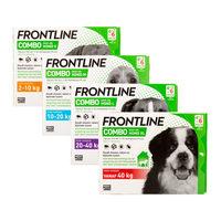 Frontline Combo Spot On für  Hunde