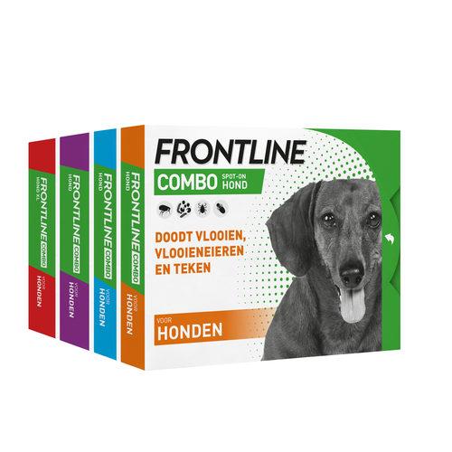 Frontline Combo Spot On Hond