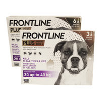 Frontline Plus Spot-on Dog L