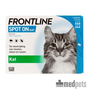 Image du produit Frontline Spot-On Chat