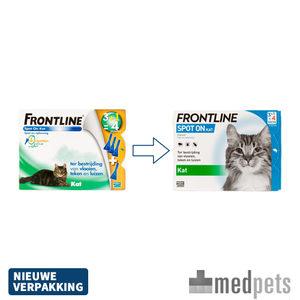 Product afbeelding van Frontline Spot On Kat