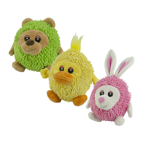 Fuzzle Cuddly Toys with Squeaker