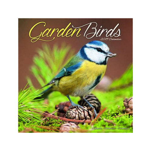 Garden Birds Kalender 2019
