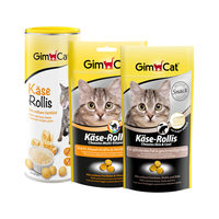 GimCat Käse-Rollis