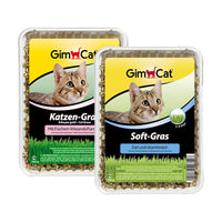 GimCat Cat Grass with a Meadow Scented Aroma