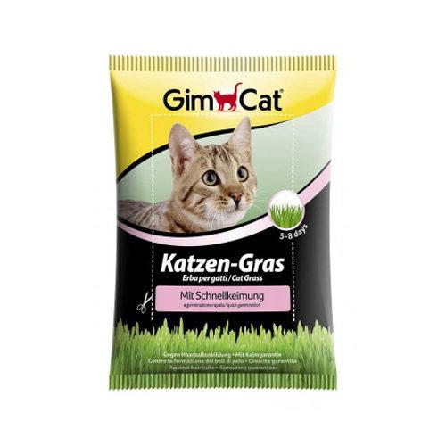 GimCat Kattengras in Snelkiemzakje