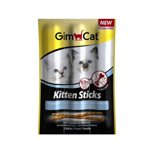 GimCat Kitten Sticks