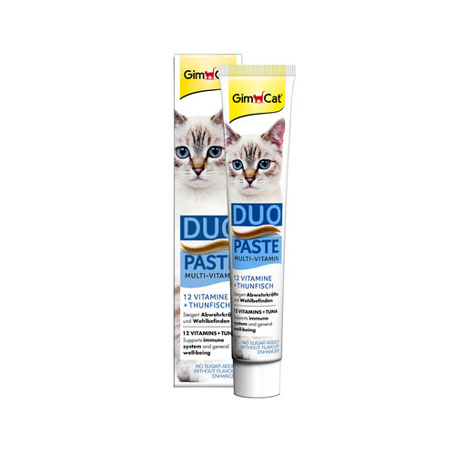 GimCat Multi-vitamin Duo-paste