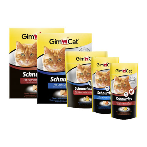 GimCat Schnurries