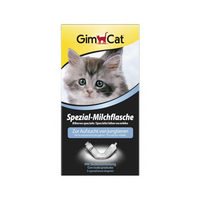 GimCat Special Milk Bottle with Teats