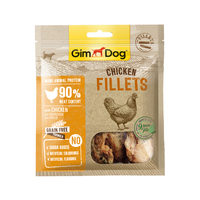 GimDog Chicken Fillets with Green Tea