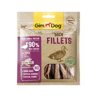 GimDog Duck Fillets with Green Tea