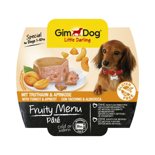 GimDog Fruity Menu Paté