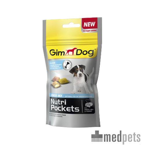Product afbeelding van GimDog Nutri Pockets Puppy Mix