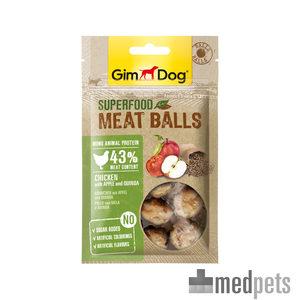 Product afbeelding van GimDog Superfood Meat Balls