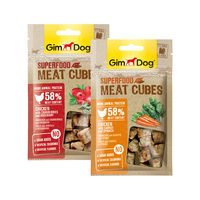 GimDog Superfood Meat Cubes