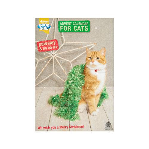 Good Girl Adventskalender für Katzen