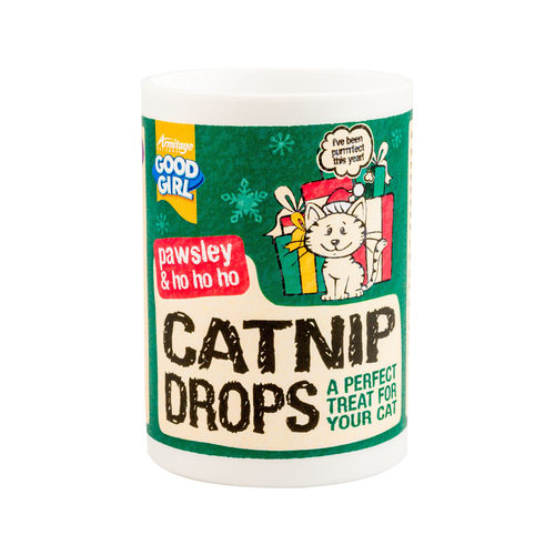 Good Girl Catnip Drop Tub