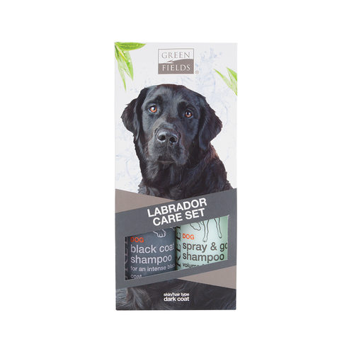 Greenfields Labrador Care Set