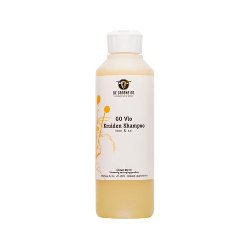 Groene Os - Go Vlo Kruiden Shampoo