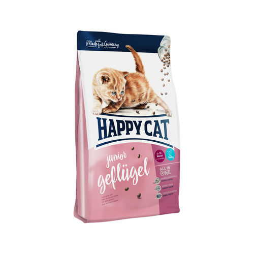 Happy Cat - Junior - Geflügel