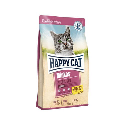 Happy Cat Minkas Adult Sterilised Geflügel