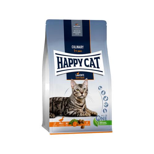 Happy Cat Culinary Adult Kattenvoer - Eend