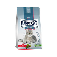 Happy Cat Indoor Kattenvoer - Rund