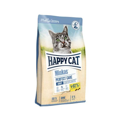 Happy Cat Minkas Adult Perfect Care Geflügel & Reis