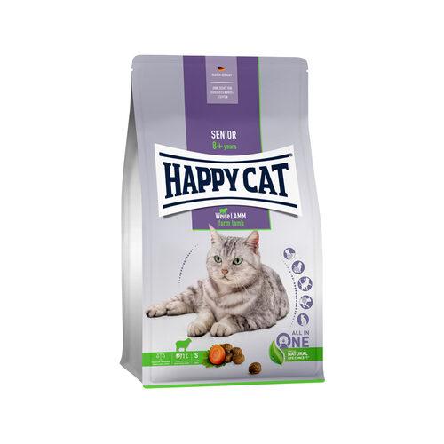 Happy Cat Senior Kattenvoer - Lam