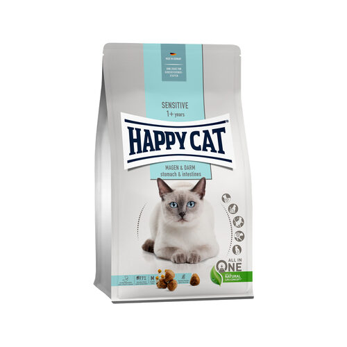 Happy Cat Sensitive Maag & Darmen Kattenvoer