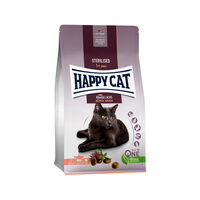 Happy Cat Sterilised - Lachs